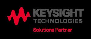 Keysight Technologies Solution Partner Logo