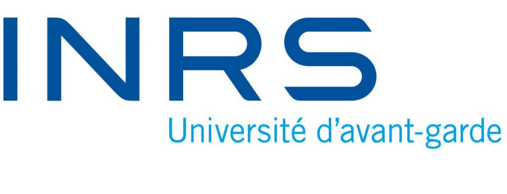 University of D'avant-Garde logo INRS